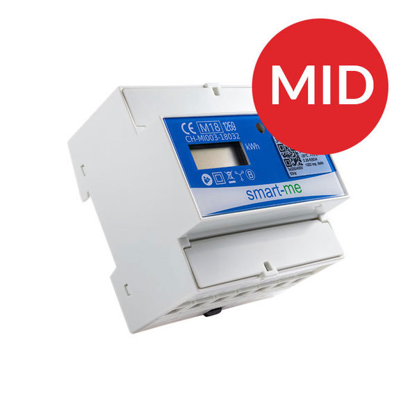 smart-me Meter 3-phase MID